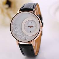 Модные женские часы MxRe с кристаллами