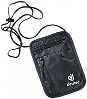 Нательный кошелек Deuter Security Wallet I black  (3942016 7000)