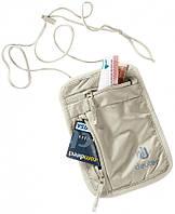 Нательный кошелек Deuter Security Wallet I sand (3942016 6010)