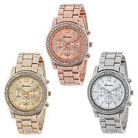 Модные женские часы Geneva, фото 1