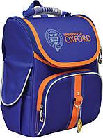 """Ранец каркасный H-11 """"Oxford blue"""" ТМ 1 Вересня 552743"""