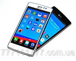 Смартфон LG G4 - 2 SIM, 2 ЯДРА, 512 ОЗУ + ЧЕХОЛ! реплика черный