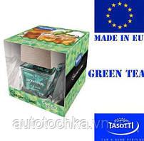 Автомобильный ароматизатор спрей Tasotti Secret Cube Green Tea 50 ml
