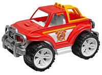 Іграшка «Позашляховик пожежний» арт.3541