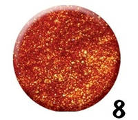 Лак для ногтей Jerden Starlight 10мл №8, фото 1