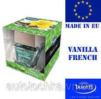 Автомобильный ароматизатор спрей Tasotti Secret Cube Vanilla French 50 ml