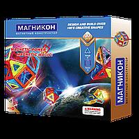 Магнитный 3Д конструктор Магникон 30 дет. (МК-30)