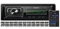 Автомагнитола SHUTTLE SUD-367 Black/Green USB/SD ресивер
