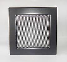 Решетка каминная крашенная, 22х22 см