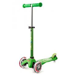 Самокат Mini Micro Deluxe Green (Зелений)