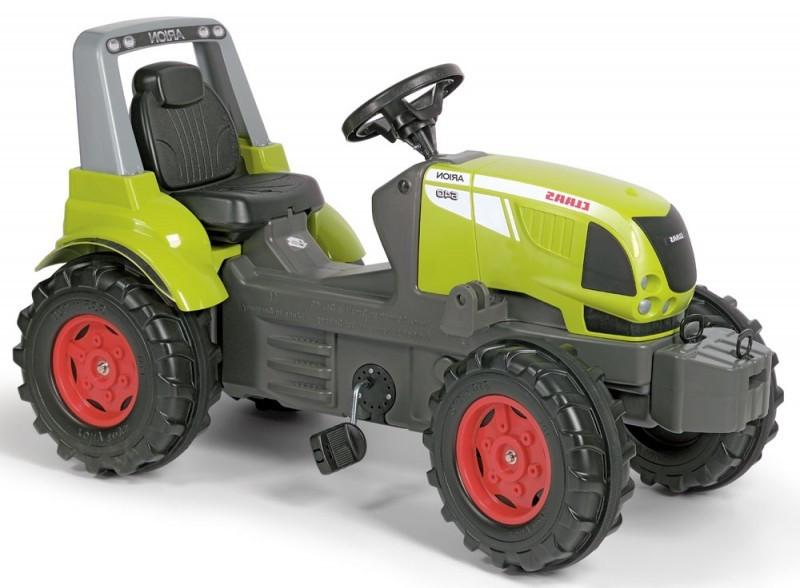 Трактор Педальный Claas Arion Rolly Toys 700233 3-8 лет