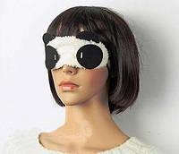 Повязка для глаз, маска для сна Панда