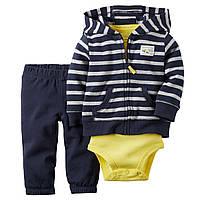 Трикотажный комплект для мальчика Carters.  18 месяцев