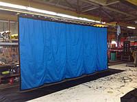 Шторы завесы защитные из из плотного полиэстера., фото 1