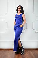 """Длинное  платье  """"056/1"""", фото 1"""