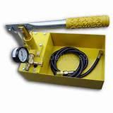 Сдаем в аренду инструмент для опресовки систем водоснабжения и отопления