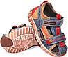 Детские босоножки для мальчика Dr. Punto Италия размеры 23-28, фото 2