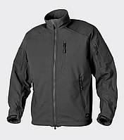 Куртка Soft Shell Helikon-Tex® Delta Tactical - Черная