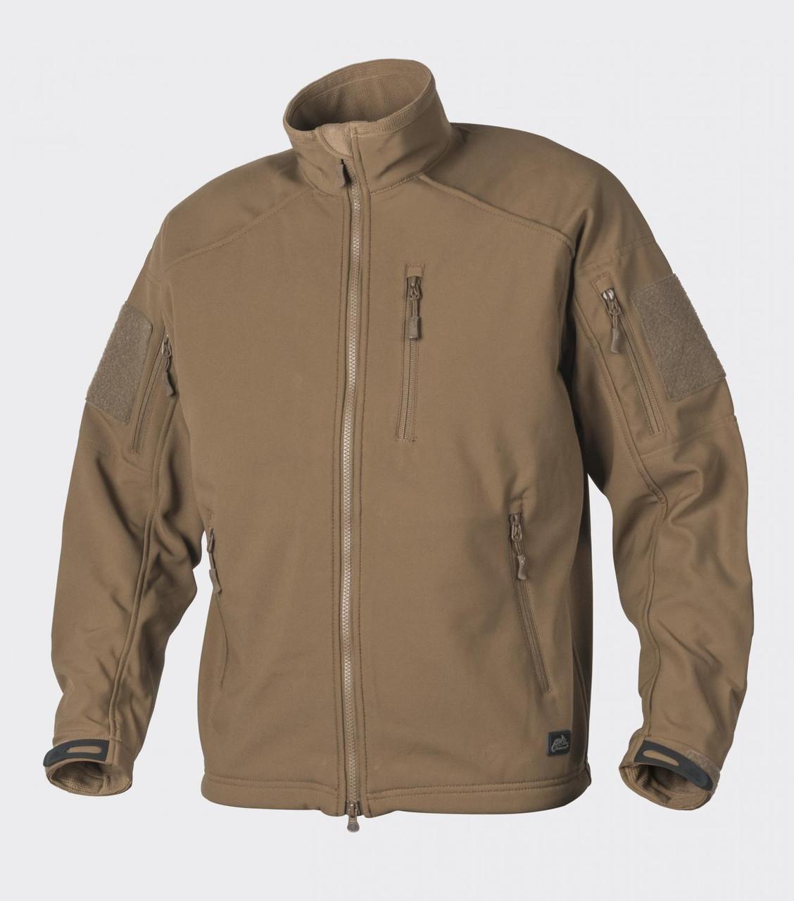 Куртка Soft Shell Helikon-Tex® Delta Tactical - Койот