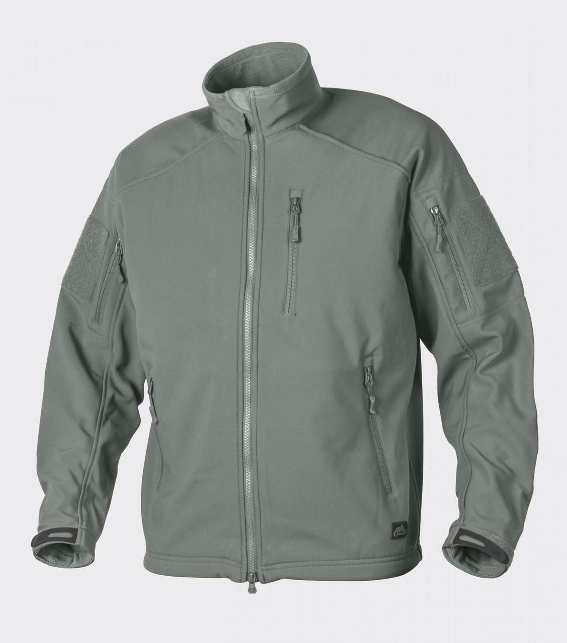 Куртка Soft Shell Helikon-Tex® Delta Tactical - Foliage Green