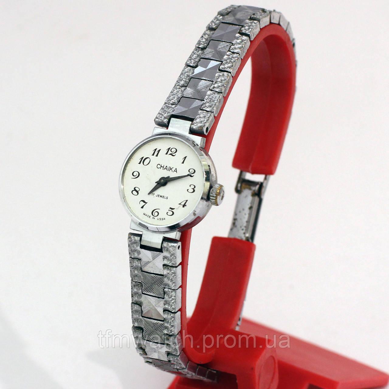 Chaika женские часы СССР