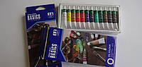 Набор масляных красок WBDО1220  Basics 12цетов*12мл