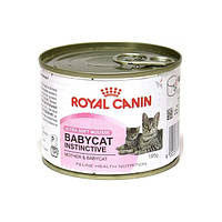 Royal Canin Babycat Instinctive (Бебикет Инстиктив), 1х195 гр
