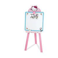 Мольберт с доской для рисования Smoby 28033 Hello Kitty