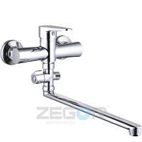 Смеситель на ванную с душем, PUD6