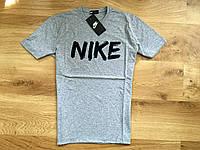 Футболка Nike серая, фото 1
