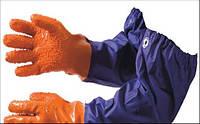 Перчатка МБС удлиненная с ПВХ крошкой