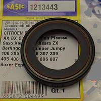 Сальник полуоси левый уплотняющее кольцо диференцал  40X58-10 Citroen Peugeot  SASIC 1213443