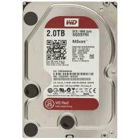 "Жесткий диск 3.5"" 2Tb Western Digital Caviar RED WD20EFRX, 64Mb, SATA III"