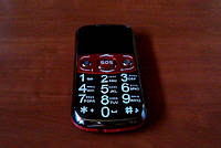 """Мобильный телефон """"Бабушкофон"""" W 702 для пожилых людей или для тех у кого плохое зрение"""