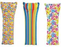 Надувной матрас Intex 59711, расцветки в ассортименте