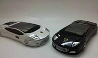 Китайский телефон-машинка Ferrari F8, 2 SIM, MP3, FM-радио, Java.