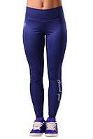 Тренировочные лосины для женщин Blu Active Berserk Sport синий