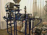 Автомат для изготовления пакетов и упаковки в них