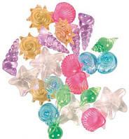 Аквариумные декоративные ракушки в аквариум Трикси (Trixie),  24 шт