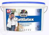 """Краска водно-дисперсионная  латексная """"Mattlatex"""" моющаяся Д-100 7 кг., фото 1"""