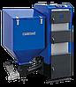 Твердотопливный котел Galmet Expert GT KWPu 100 L (левый бункер)