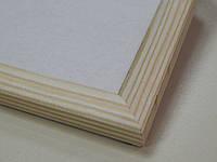 Рамки деревянные под покраску (сосна).