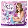 Детский подарочный набор VIOLETTA LOVE (Туалетная вода+дезодорант)