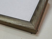 Рамки деревянные (сосна).23 мм.Бронза.