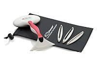 Прибор для чистки одежды и удаления катышков Gleener Ultimate Fuzz Remover 2 в 1