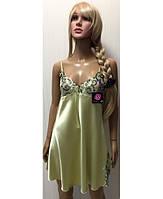 Шелковая ночная рубашка Venus размер 42-46