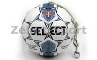 Мяч футбольный тренировочный (фут.тренажер)№5 SELECT COLPO DITESTA HEADER TRAINING (FPUG1500)
