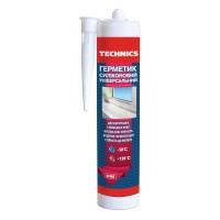 Герметик силиконовый универсальный Technics 12-258