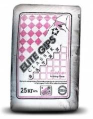 Шпаклевка гипсовая Satengips Elite gips, 25кг