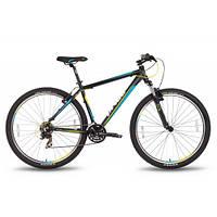 "Велосипед 29"" PRIDE XC-29 V-br рама - 21"" черно-желтый матовый 2016"